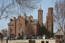 Smithsonian Castle, 2005
